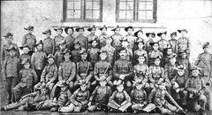 Le corps des cadets de Mafeking