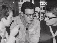 Gérard Magne en 1966