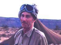 Henti Lote en Mauritanie en 1967