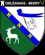 Insigne du Territoire Orléanais Berry