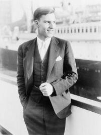 Paul Allman Siple en 1932