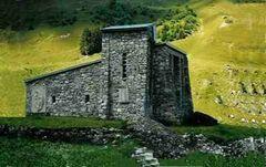 la chapelle vue du sud