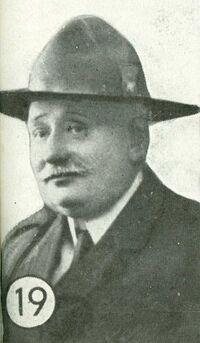 Le Comte en 1929