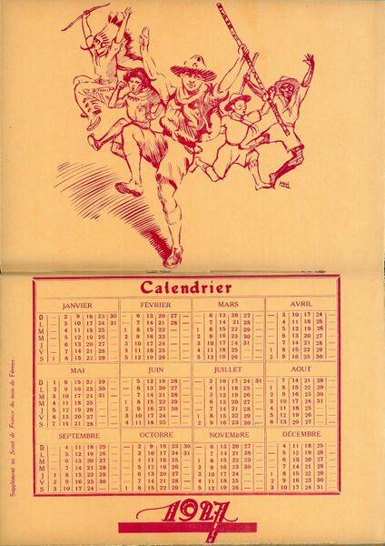 Fichier:Calendrier SDF 1927.jpg