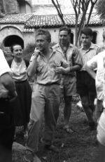 Dobbelaere à Assis en août 1957