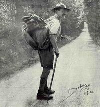 Photo publiée dans la revue L'Ile de France (SdF) n° 3 de février 1929