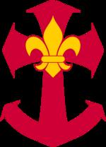 Croix marine de l'AABP