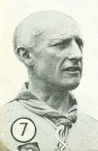 Assistant du Commissaire Général en 1936