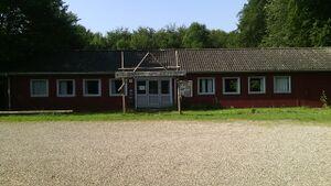 Gruppens hytte, sommer 2014
