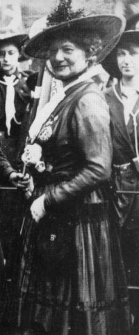 Agnes Baden-Powell