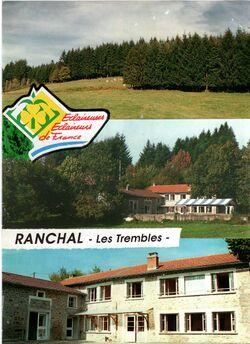 Le centre de Ranchal