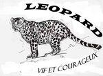 Le Léopard, une des cinq patrouilles de la 1re