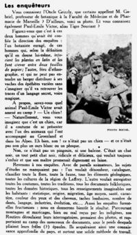 Journal Le Routier n° 119 de septembre 1938