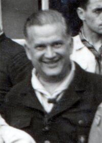 Michel Rigal en 1956