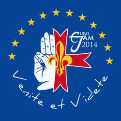 Logo de l'eurojam 2014