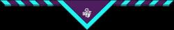 De das van de organisatie van de Scout Out