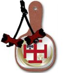 Insigne d'engagement et Badge de bois