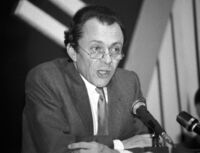 Michel Rocard en 1981