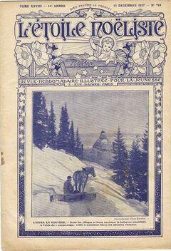 L'Étoile Noëliste du 15 décembre 1917