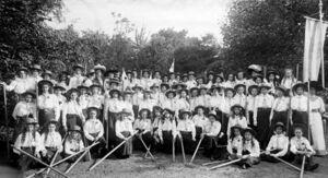 Eerste Nederlandsche Meisjes Gezellen Vereeniging