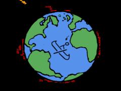 Logo du raid Guy de Larigaudie 2012